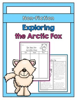 Exploring the Arctic Fox Mini-Packet