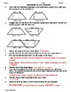 Exploring the Area of a Trapezoid Worksheet