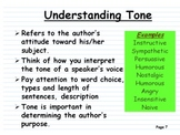 Exploring the Author's Voice & Purpose PowerPoint