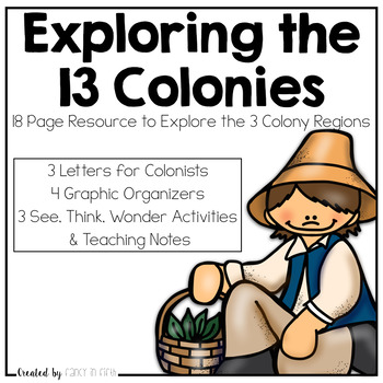 Exploring the Colonies