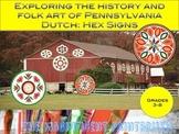 Exploring the History and Folk Art of Pennsylvania Dutch: Hex Signs
