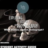 Exploring the History of Photography--What makes a good ph