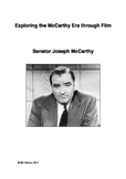 Exploring the McCarthy Era through Film