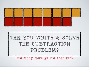 Exploring the Meaning of Subtraction