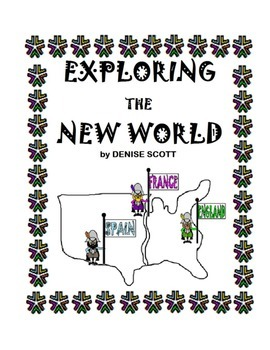 CCSS aligned play:  Exploring the New World