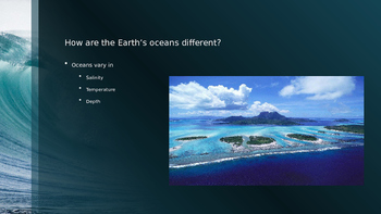 Exploring the Ocean Powerpoint