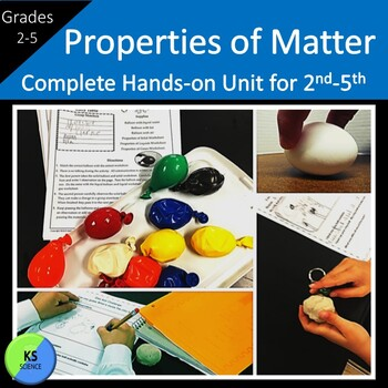 Properties Of Matter Exploration:  An Egg-cellent Exploration
