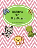 Exploring the Rain Forests of the World