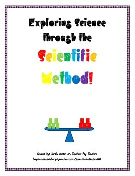 Exploring the Scientific Method (Assessment)