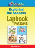 Exploring the Seasons Lapbook Package