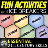 Build Class Community: Fun Activities & Ice Breakers (21st
