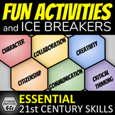 Build Class Community: Fun Activities & Ice Breakers (21st
