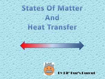 Exploring the States of Matter and Heat Transfer!