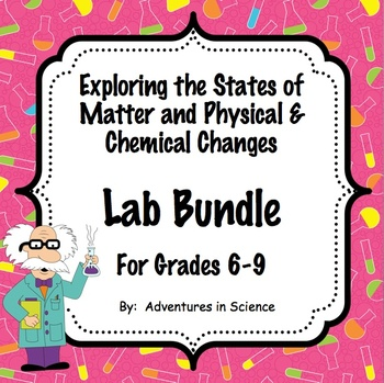 Exploring the States of Matter and Physical & Chemical Cha