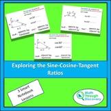 Geometry - Exploring the Sine-Cosine-Tangent Ratios