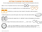 Exploring the food guide