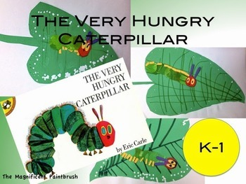 Exploring the work of Eric Carle: 2 Eric Carle Inspired Art Lesson Plans
