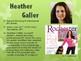 Exploring the Work of Heather Galler: Presentation
