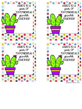 Back to School Gift Tags