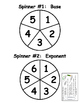 Exponent 4-in-a-Row Challenge
