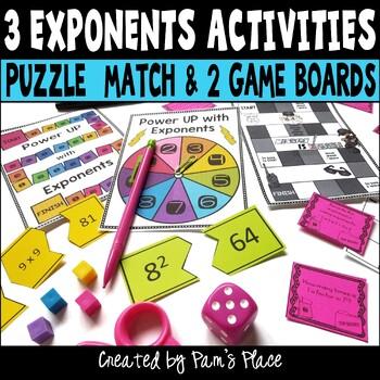 Exponent Activities