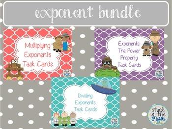 Exponent Bundle