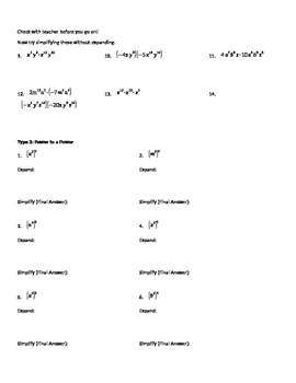 Exponent Component Analysis
