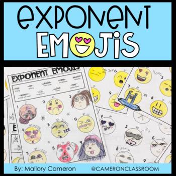 Exponent Emojis