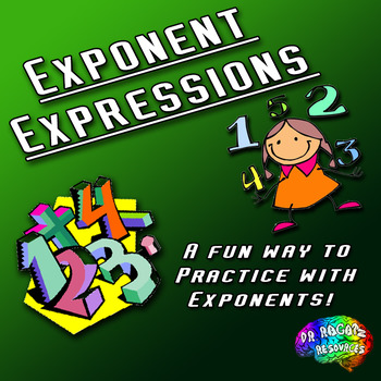 Exponent Expressions