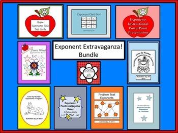 Exponent Extravaganza! Bundle