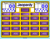Exponent Jeopardy