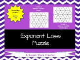 Exponent Law Puzzles