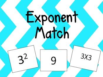Exponent Match