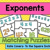 Exponent Matching Puzzles