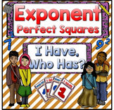 Exponent Perfect Squares