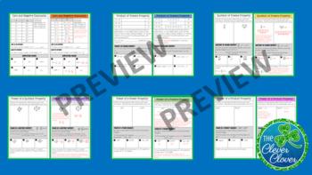 Exponent Properties Bundle