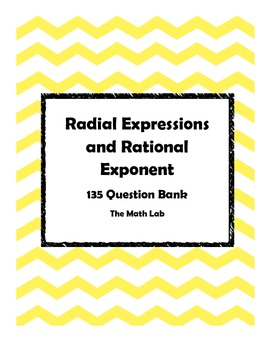 Exponent Rules and Operations with Radical Expressions and Rational Exponents