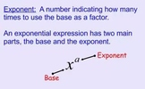Exponent Rules for Multiplication