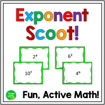 Exponent Game Scoot