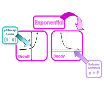 Exponential Function Word Wall