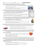 Exponential Function (equation) Practice Worksheet Word Pr