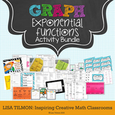 Exponential Functions Activity Bundle