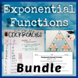 Exponential Functions Bundle