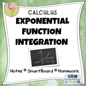 Calculus: Exponential Functions Integration