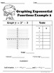 Exponential Functions No Prep lesson