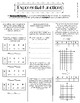 Exponential Functions INB Notes and Task Cards