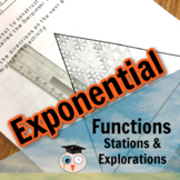 Exponential Functions Stations