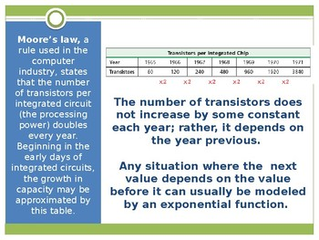 Exponential Functions Word Problems