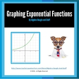 Exponential Graphing and Developing Exponenital Equations