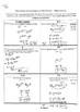 Exponential & Logarithmic Equations Maze Scavenger Hunt